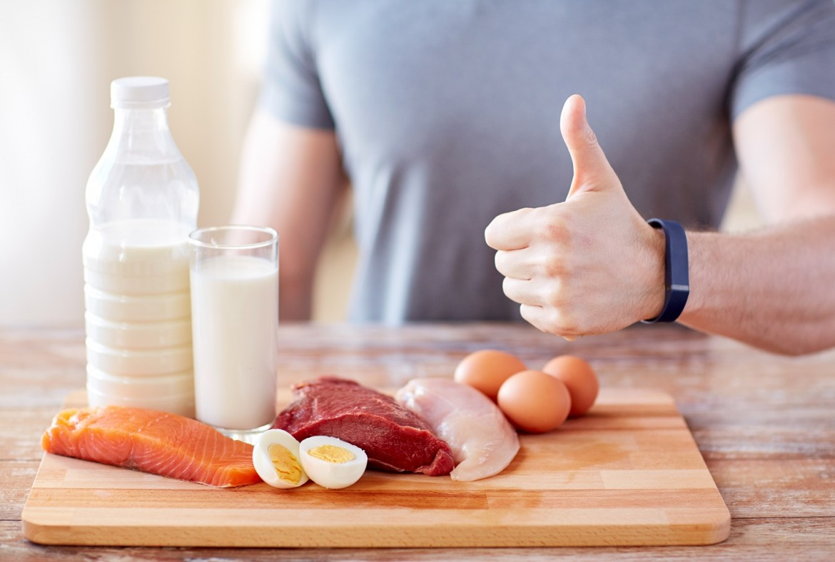 High Protein Diet For Fitness Enthusiasts – FitTalk.com.au